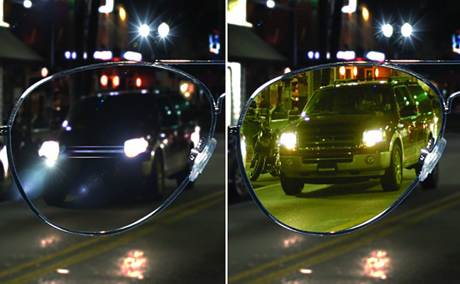 NightGuide HD Driving Glasses