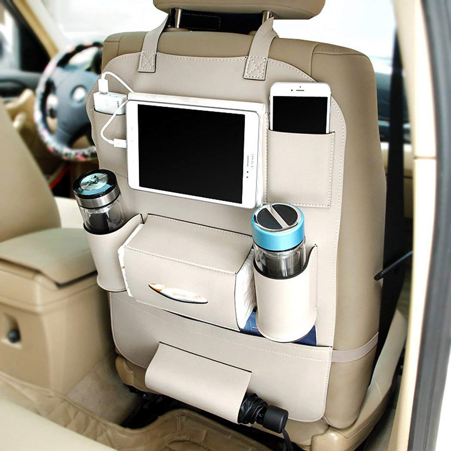 PALMOO Car Back Seat Organizer